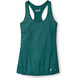 Smartwool W's Merino 150 Pattern Baselayer Tank Jungle Green